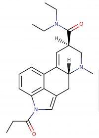 1P-LSD Hemitartrate